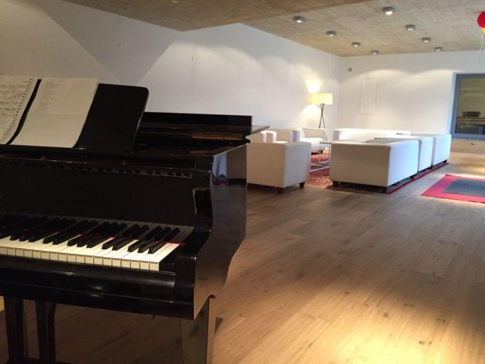 Exklusiver-Seminarraum Musikraum SILENT LOFT