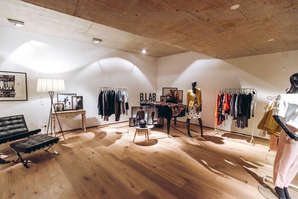 s-oliver showroom SILENT LOFT