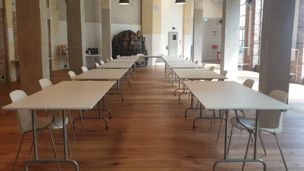 Seminar Raum mieten - GRAND LOFT 210 m²